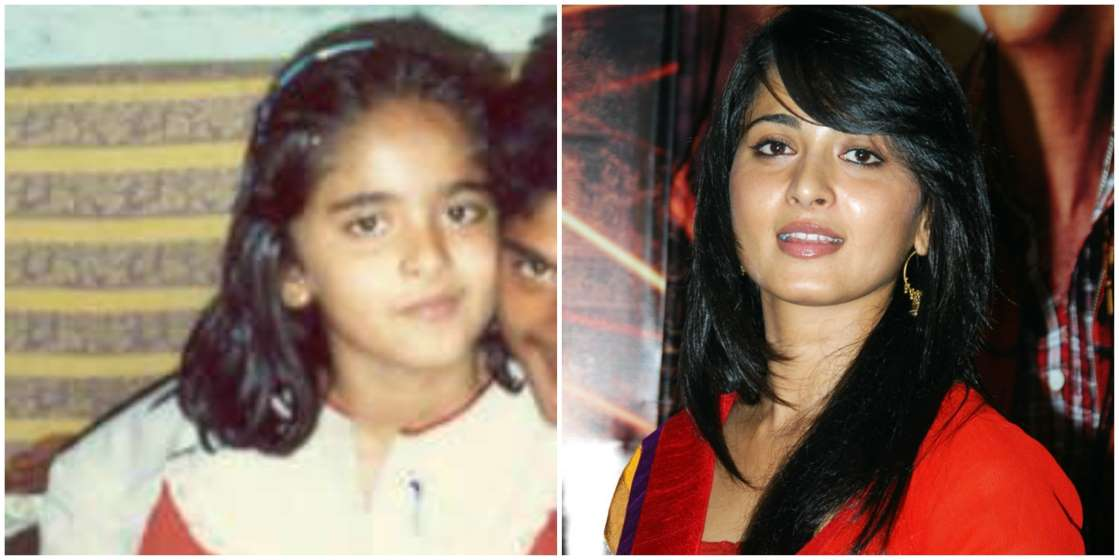 How top south indian stars looked in childhood